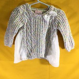 Little Lass 24 Month Sweater